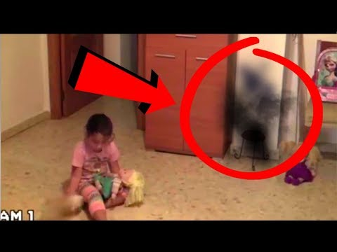 5 Demonic Poltergeists Caught On Tape 👻 Demons Caught On Camera 🔴 ghost caught on camera