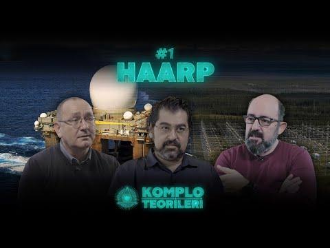 HAARP: Deprem, Zihin Kontrolü, İklim [Komplo Teorileri, #1]