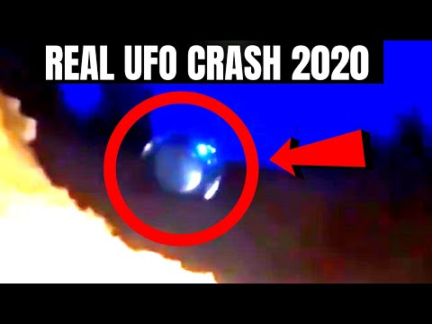 👽 UFO Sighting 2020 🚀 Brazil UFO Crash Incident 2020 Footage and Interview with Witnesses