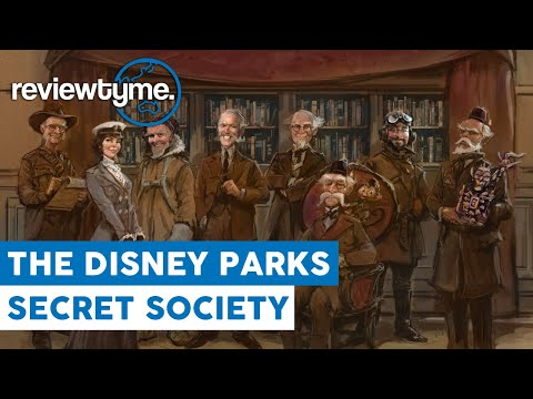 The Society of Explorers and Adventurers – Disney's Secret Society | ReviewTyme