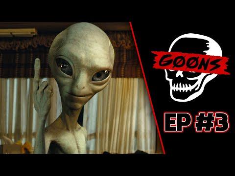 Aliens, Lockdown, Paranormal Experiences – GØØNS #3