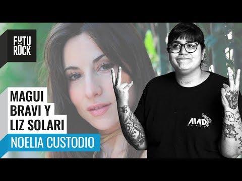 🔥 EXPERIENCIA PARANORMAL de MAGUI BRAVI Y LIZ SOLARI| @Noelia Custodio en #LaGenteFlacaTampocoSeAma