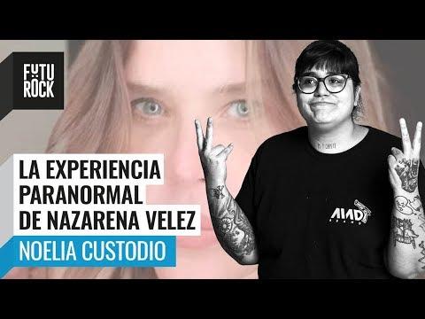 🔥 La EXPERIENCIA PARANORMAL de NAZA VELEZ | @Noelia Custodio en #Segurola