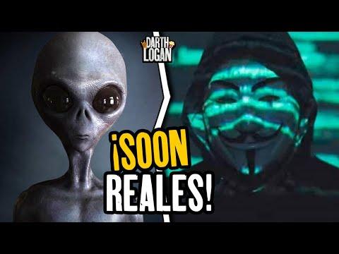 ¡SI EXISTEN! ANONYMOUS REVELO Extraterrestres y Archivos del Area 51, Naruto LIVE ACTION y más!