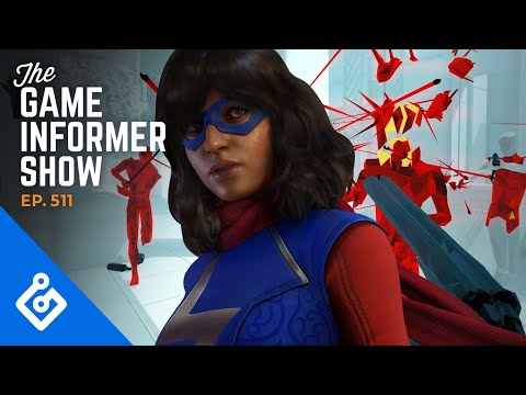 Avengers, Superhot: Mind Control Delete, And Grounded – GI Show