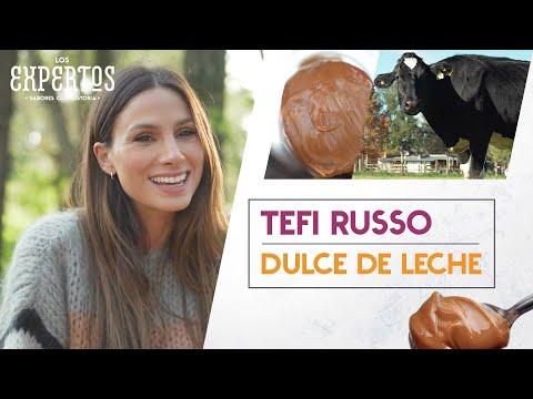 """LOS EXPERTOS: """"El dulce de leche"""""""