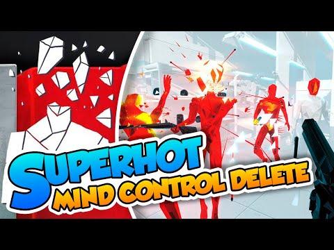 ¡Todo para nada! – SUPERHOT Mind Control Delete (PC) DSimphony