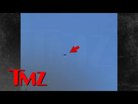 Possible UFO Sighting in Long Beach, Zooms By at Lightning Speed | TMZ