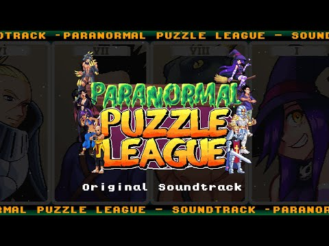 Waterflame – Paranormal Character Select – Paranormal Puzzle League OST