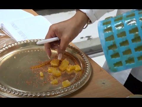 Dulce de mango rico en fibra para combatir obesidad infantil