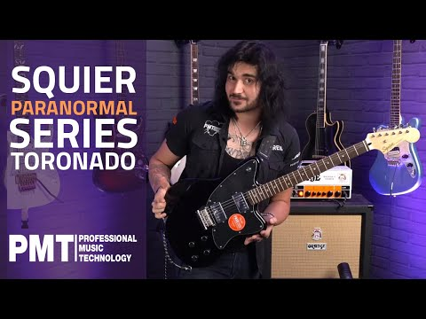 Squier Paranormal Toronado Guitar – The Toronado Is Back!