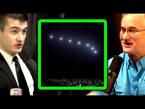 Interesting UFO sightings in history | David Fravor and Lex Fridman