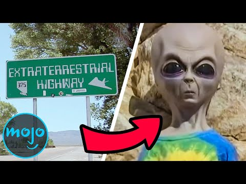 Top 10 Facts About Area 51